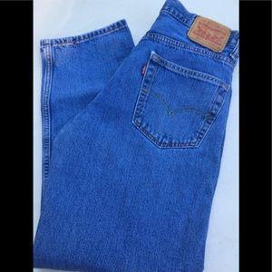 Men's Levi's 550 jeans